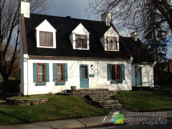 156, rue Saint-André, Longueuil (Vieux-Longueuil) à vendre