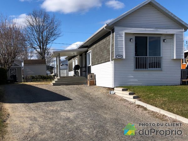 Summer Front - 551 rue du Beau-Repos, Lac-St-Charles for sale