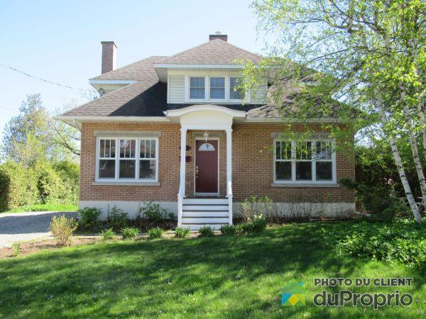 35, rue Warren, Sherbrooke (Lennoxville) à vendre