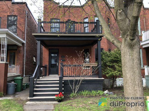 3453 avenue Hingston, Côte-des-Neiges / Notre-Dame-de-Grâce for sale