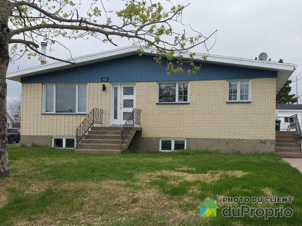 Outside - 1420 rue Divet, Baie-Comeau for sale