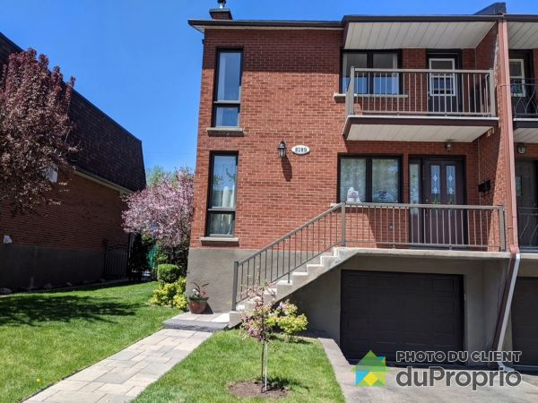 Summer Front - 8289 rue George, LaSalle for sale