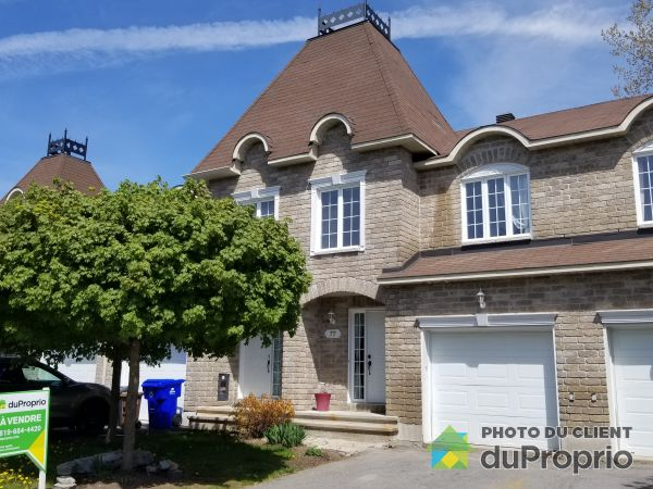 77 rue Pierre-Debain, Gatineau (Aylmer) for sale