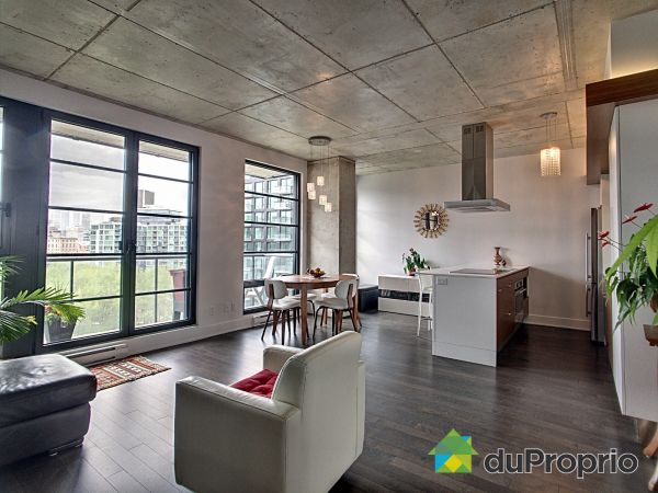 Open Concept - 1102-1340 rue Olier, Griffintown for sale