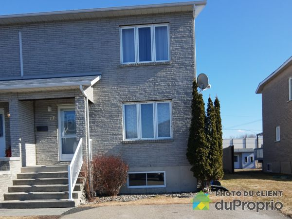 77 rue Prieur, Salaberry-De-Valleyfield for sale