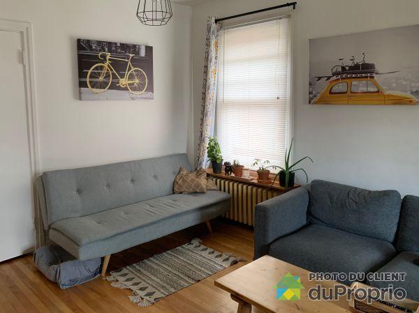 Appartement - 128-130, 25e rue, Limoilou à vendre