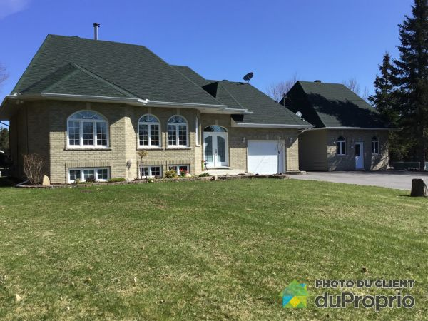 Property sold in L'Ange-Gardien-Outaouais