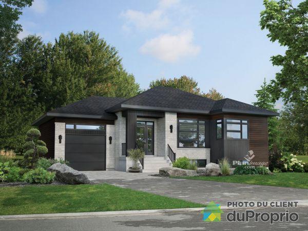 Modèle à construire - Par les Habitations Irlane, St-Jacques à vendre