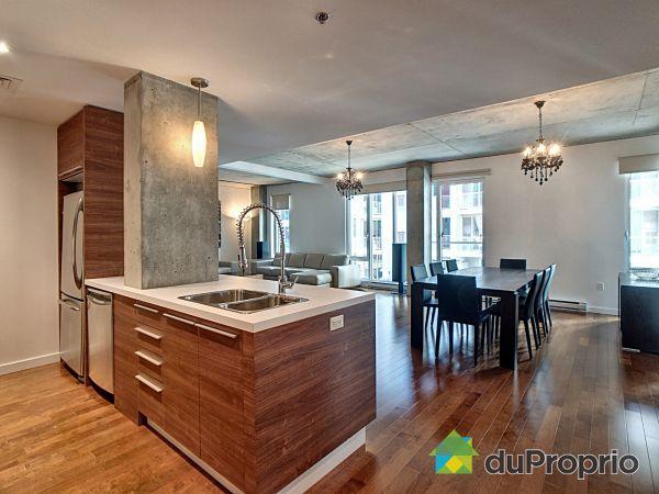 Apartment - 304-90 rue Prince, Ville-Marie (Centre-Ville et Vieux Mtl) for sale