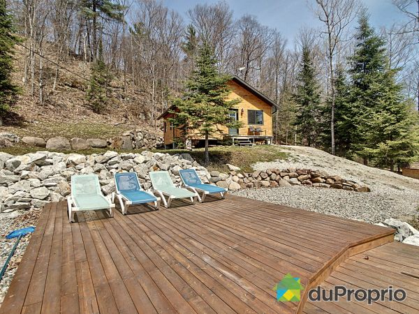 Cottage - 997 chemin du Poisson-Blanc, Gracefield for sale