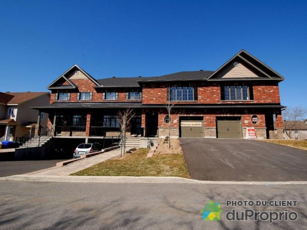 79 rue Édward Langton Quirk, Gatineau (Aylmer) for sale