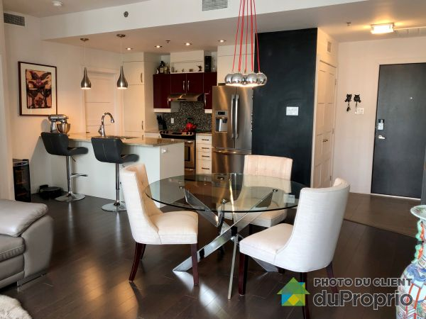 Eat-in Kitchen - 606-3449 avenue Jacques-Bureau, Chomedey for sale