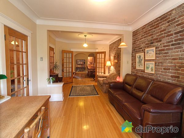 Living Room - 747 avenue Outremont, Outremont for sale