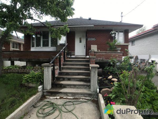 10385, avenue de London, Montréal-Nord à vendre