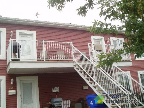 Front Balcony - 54-56 rue John, Gatineau (Aylmer) for sale