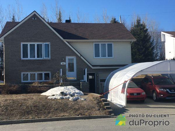 Winter Front - 648 rue de la Rivière, Val-d'Or for sale