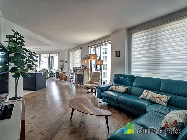 Salon - 409-4923, rue Jean-Talon Ouest, Côte-des-Neiges / Notre-Dame-de-Grâce à vendre