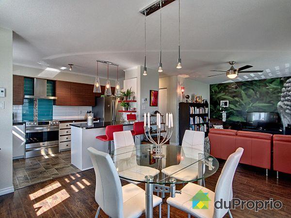 Salle à manger / Cuisine - 919, rue du Cardinal-Léger, Magog à vendre