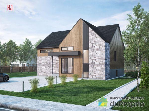 670 Rue du Sylvaner - Par Habitations Jutras, Drummondville (Drummondville) for sale