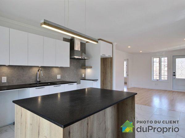 Kitchen - 392 4e Rue, Limoilou for sale