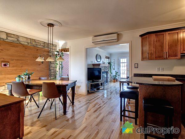 Salle à manger / Cuisine - 1086, rue Bourdages, Vanier à vendre