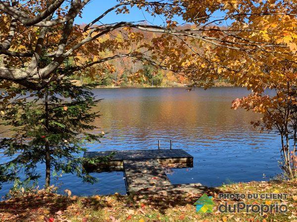 Accès au lac - , chemin du Lac-Beaulne, Chertsey à vendre