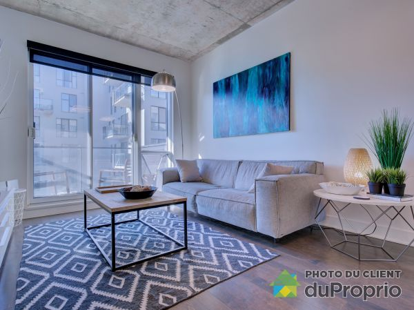 Living Room - 1811 rue William, Griffintown for sale