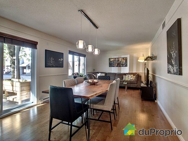 Salle à manger / Salon - 101-861, rue de la Marée-Haute, Saint-Roch à vendre