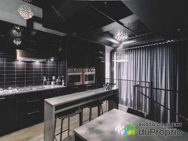 Kitchen - 103-1830 rue Panet, Ville-Marie (Centre-Ville et Vieux Mtl) for sale