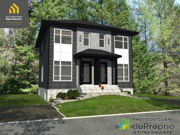 1185, avenue Bourg-Royal - Par Les Constructions Reno Plourde inc., Charlesbourg à vendre