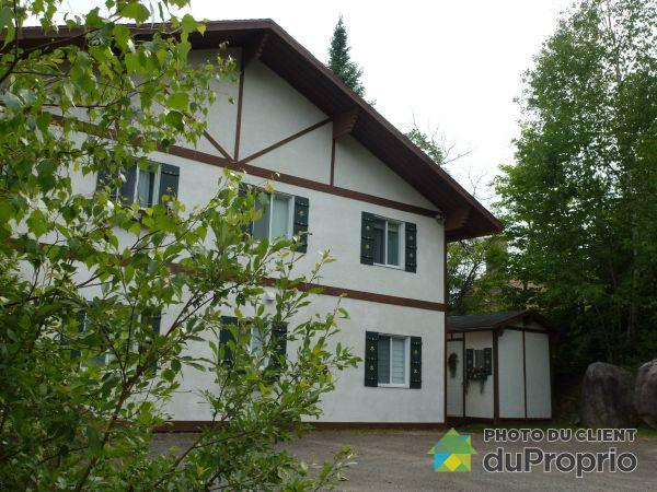 Outside - 30 rue de St-Moritz, Ste-Agathe-Des-Monts for sale