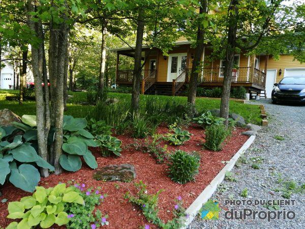 Aménagement paysager - 1241, rue de la Faune, Roxton Pond à vendre