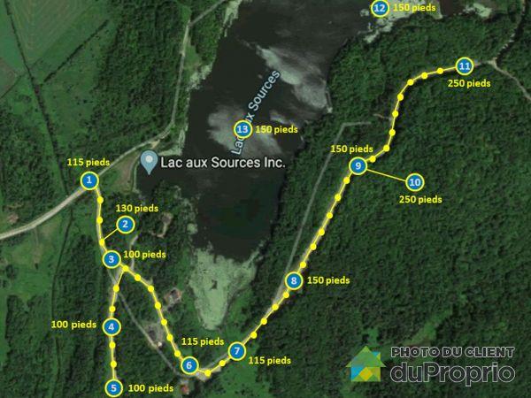 Lot 1 Chemin Lac aux Sources, Rawdon à vendre