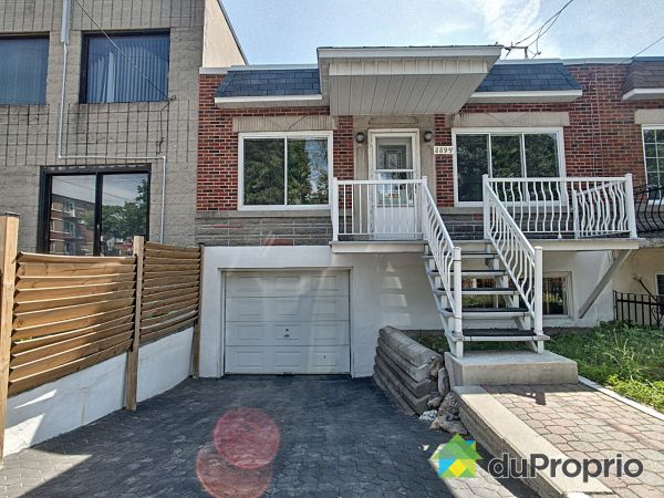 8894 9e Avenue, Villeray / St-Michel / Parc-Extension for sale