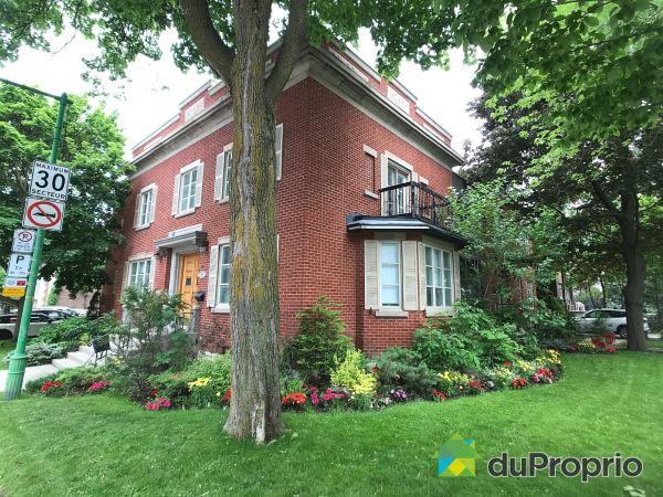 15 avenue de Vimy, Outremont for sale