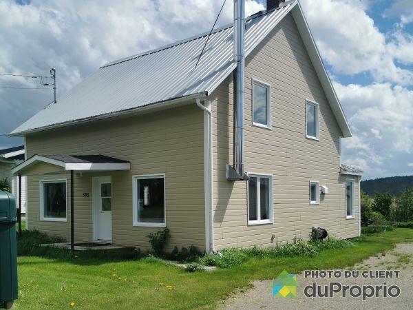 Bâtisse - 993, 3 Rang Est, Métabetchouan-Lac-à-la-Croix à vendre