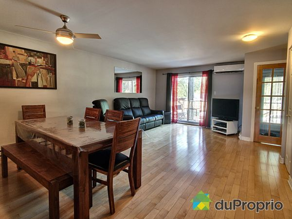 Dining Room / Living Room - 1614 rue D'Arcy-Mcgee, Le Sud-Ouest for sale