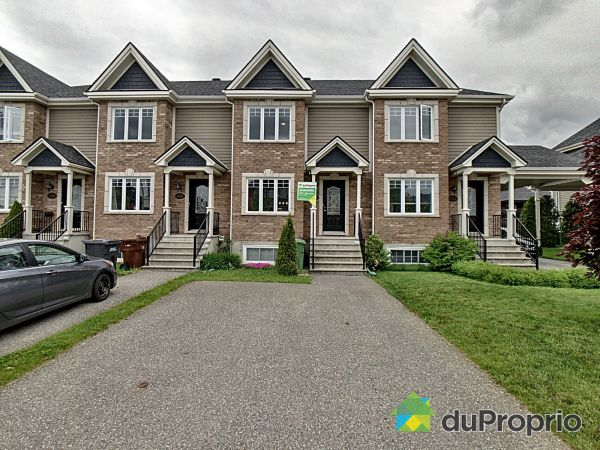 Front Yard - 1208 rue Mansourati, Sherbrooke (Rock Forest) for sale