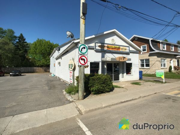 Commercial - 110 rue Beausoleil, St-Gabriel-De-Brandon for sale