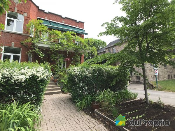 Outside - 721 avenue Davaar, Outremont for sale