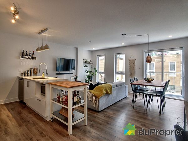 Open Concept - 209-4755 avenue Papineau, Le Plateau-Mont-Royal for sale