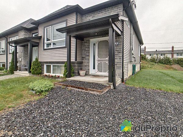 469, rue des Mille-Abeilles, Sherbrooke (Mont-Bellevue) à vendre