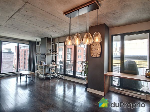 525-1000 rue Ottawa, Griffintown for sale