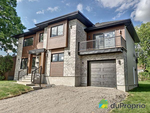 4755 8e rue - Par Habitation Santiago inc., Laval-Ouest for sale
