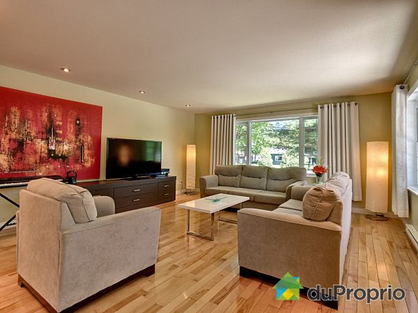Living Room - 236 rue Gingras, Fossambault-Sur-Le-Lac for sale