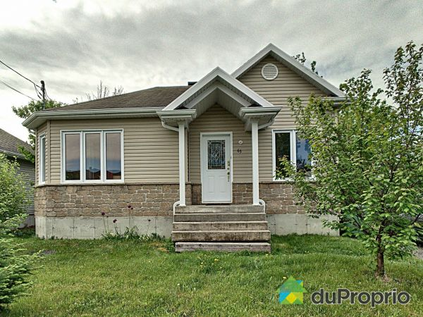 Summer Front - 63 rue Saint-Pierre, Pont-Rouge for sale