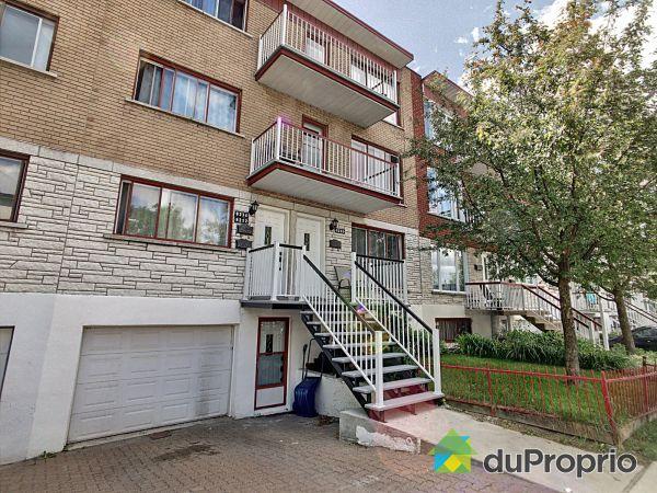 8230, rue Rameau, Mercier / Hochelaga / Maisonneuve à vendre