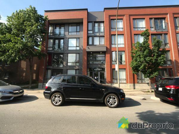 Buildings - C 410-2281 avenue Desjardins, Mercier / Hochelaga / Maisonneuve for sale