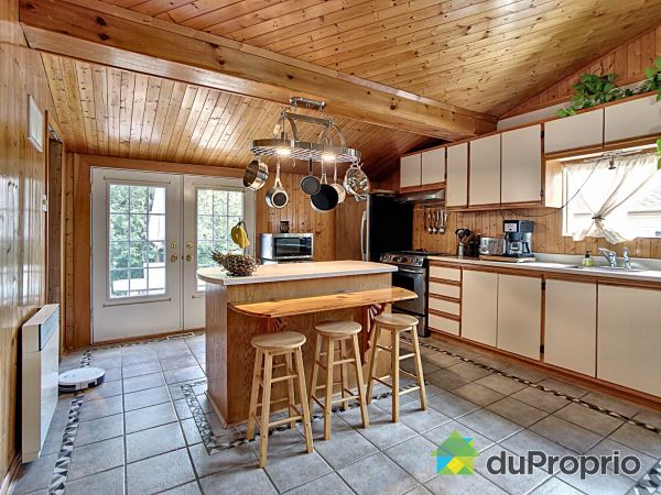 Kitchen - 5860 chemin de la Presqu'ile, ND-de-Lourdes for sale