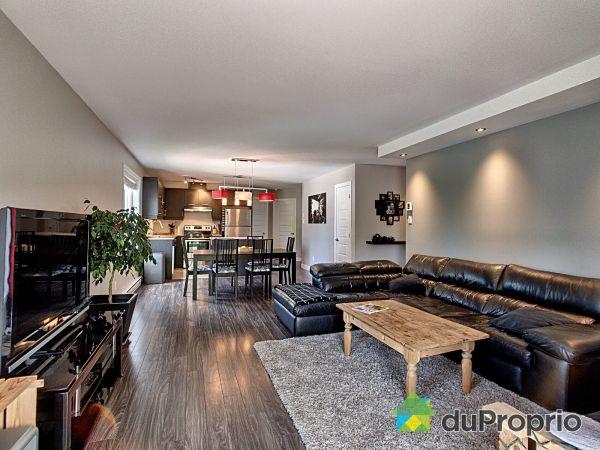 Living / Dining Room - B-2412 avenue Notre-Dame, L'Ancienne-Lorette for sale